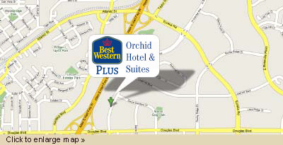 Best Western Plus Orchid Hotel & Suites - Roseville CA on best western costa rica, sunset beach california map, best western kenya, best colorado map, phoenix california map, best western directory, best western reservations, best western usa, koa campgrounds california map, holiday inn california map, la jolla california map, fairmont california map, best western arizona, best western washington dc, best western china, six flags california map, motel 6 california map, oregon california trail map, embassy suites california map, best western new england,